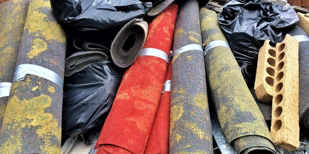 How To Dispose Of Carpet